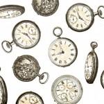 077 Uhren-Taschenuhr