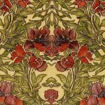 091 Pflanze-grün-rot