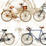 126 Fahrräder