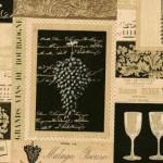 173-Wein-schwarz-gold-beige