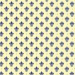 175-Flor.-Lilie-mini-blau-auf-weiss